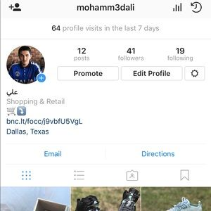 Other - Instagram Follow Me 👆🏼